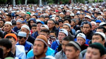 گذری بر  دین و دین داری در ترکمنستان