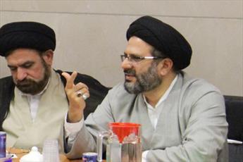 جمهوری اسلامی در عرصه بین الملل نقش تعیین کننده دارد/ حوزه انقلابی، حوزه جریان ساز و تمدن ساز است
