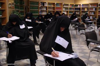 کسب رتبه های برتر المپیاد علمی  توسط ۷ نفر از طلاب  خواهران اصفهان