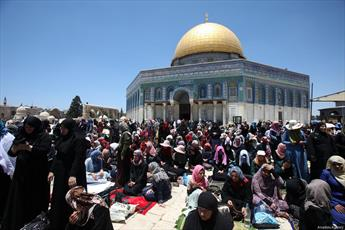 همایش جوانان حامی فلسطین در استانبول برگزار شد