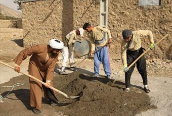 ساخت ۸۰ واحد مسکونی و ۲۵ کانکس برای زلزلهزدگان کرمانشاهی