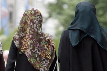 زنان محجبه در غرب بیشتر در معرض اسلامهراسی هستند