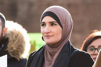 بانوی مسلمان فلسطینی در آمریکا ایمیلهای تهدید آمیز دریافت کرد