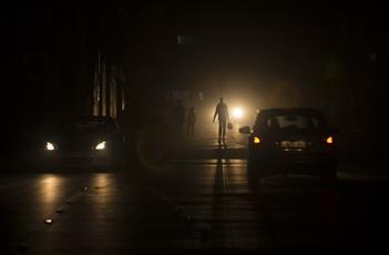 نوار غزه در تاریکی مطلق فرو رفت