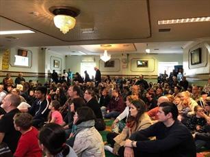 مسلمانان انگلیسی نشست «از یک مسلمان بپرس» برگزار میکنند