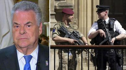 طرح بحث برانگیز ارزیابی «نقش اسلام در تروریسم» در پارلمان آمریکا رد شد