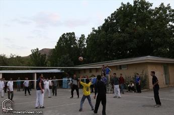 برنامه های تابستانی مدرسه علمیه شیخ علی خان زنگنه تویسرکان تشریح شد