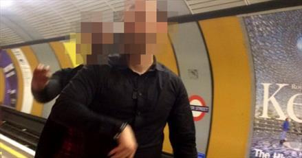 ضرب و شتم بانوی محجبه در لندن / مجرم تحت تعقیب پلیس