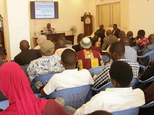 ظرفیت های حقوقی اسلام و مسیحیت در کنگو بررسی شد