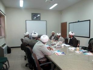 جلسه هم اندیشی مسئولان دوره میثاق طلبگی برگزار شد