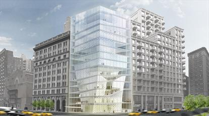 مرکز فرهنگی مسلمانان نیویورک با طراحی ویژه و ابتکاری ساخته میشود