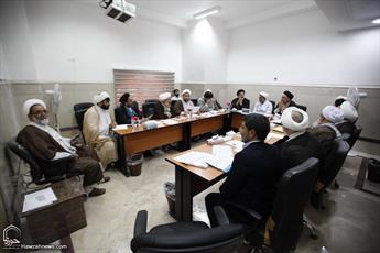 تصاویر/ کمیسیون های هشتمین اجلاسیه سالانه مدیران استانی و معاونین ستادی حوزه های علمیه