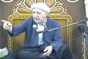 تمبر یادبود شیخ وائلی(ره)در عراق  منتشر شد