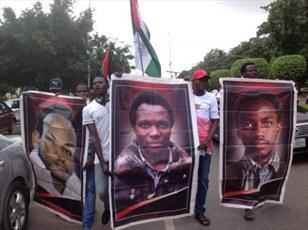 راهپیمایی مردم نیجریه به مناسبت  کشتار شیعیان در روز قدس + تصاویر
