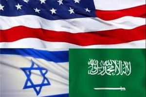 آمریکا، اسرائیل و عربستان عامل اصلی بحران های منطقه هستند