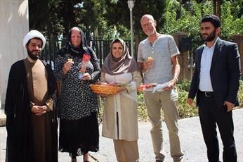بانوان ایرانی و خارجی در موزه ملی ایران تکریم شدند