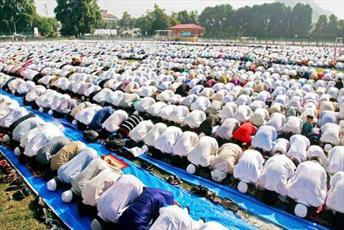 تولد نوزادان مسلمان در کشمیر ۸۴% افزایش داشته است