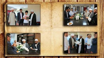 بازدید هیئتی از آستان مقدس حسینی از مؤسسات شیعی استانبول
