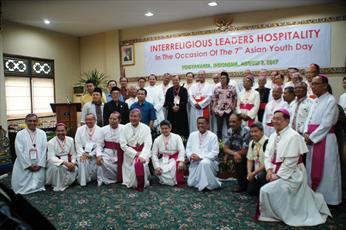 میزبانی مسلمانان مالزی از ۲ هزار جوان کاتولیک در نشست میانادیانی