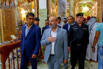 فتوای مراجع دینی از گسترش تروریسم و ورود آن به عراق جلوگیری کرد