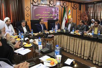 مسئول امور روحانیون منطقه ۷ کشوری صنعت نفت منصوب شد