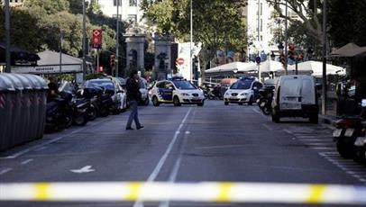 مسلمانان اسپانیا با خانوادههای قربانیان حمله تروریستی اعلام همدردی کردند