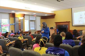 اردوی تابستانی میان ادیانی برای کودکان و نوجوانان مذاهب مختلف  کانادا