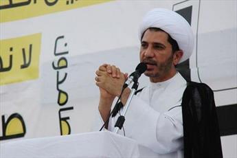 توطئه جدید آل خلیفه علیه شیخ علی سلمان