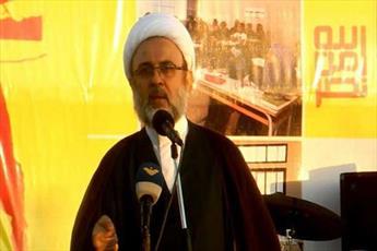 ایران عمق استراتژیک  مقاومت، سوریه، عراق، یمن و فلسطین است