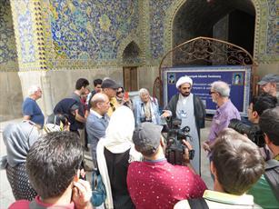 اعزام روحانیون زباندان به مناطق گردشگری و توریستی