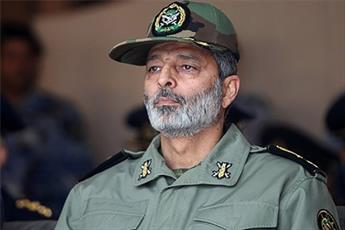 اللواء موسوي: الطيران المسير ورقة رابحة بيد القوات المسلحة الايرانية