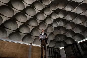 مسجدی با معماری ویژه در جشنواره معماری استرالیا پرده برداری میشود