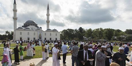 مسلمانان آمریکایی مذهبیترین شهروندان این کشور هستند