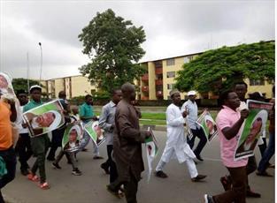 نیروهای امنیتی نیجریه بار دیگر تظاهرات مسالمت آمیز شیعیان را سرکوب کردند