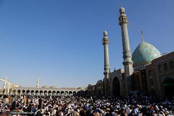 عهدنامه  سربازی لشکریان امام زمان (عج) در روز ۹ ربیعالاول در مسجد مقدس جمکران