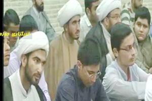 فیلم/ آغاز سال تحصیلی حوزه علمیه فارس
