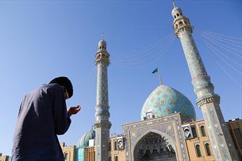 برگزاری مراسم عزاداری دهه اول محرم در جمکران