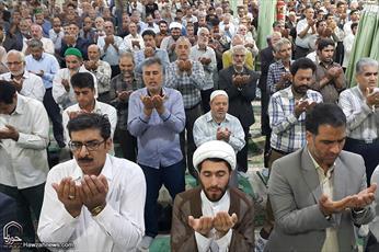تصاویر/ اقامه نماز عید سعید قربان در بیرجند