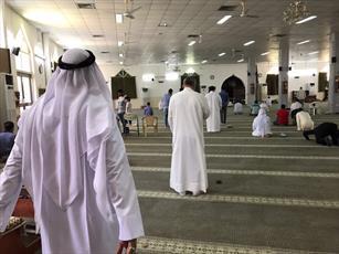 اهالی الدراز نماز خود را فرادی به جا آوردند