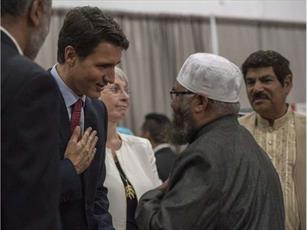 نخست وزیر کانادا خواستار مبارزه با نژادپرستی و اسلامهراسی شد