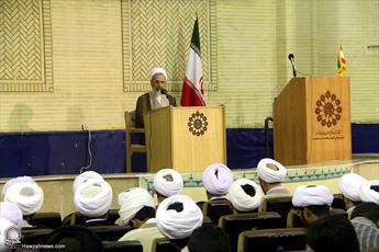 انقلاب اسلامی  به دنبال  تغییر نرم افزار تمدن غربی است /  شبکه و منظومه گروه های تبلیغی در کشور منسجم تر و فعالتر شود