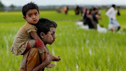 نسل کشی  در سایه سکوت سنگین غرب و شرق