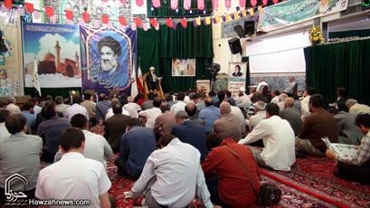 تصاویر/ مراسم بزرگداشت شهید محراب آیت الله مدنی در همدان