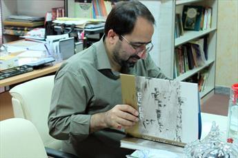 تقدیر رایزن فرهنگی ایران در آلمان از مرکز فرهنگی هنری دفتر تبلیغات اسلامی
