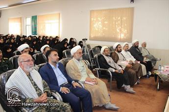 تصاویر/ آغاز سال تحصیلی  مدارس علمیه خواهران استان یزد
