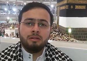 دیدار امام جمعه قزوین با خانواده قاری شهید منا