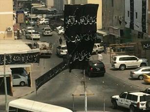 نیروهای رژیم آل خلیفه به نماد های عاشورایی حمله کردند