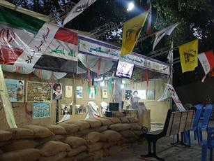 اجرای برنامههای فرهنگی با توجه به رهنمودهای مراجع/ تلاش جوانان عراقی برای مقابله با جنگ نرم