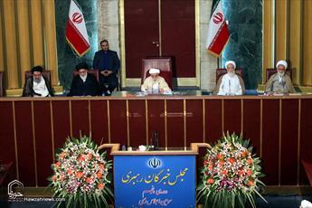تصاویر/ سومین اجلاس رسمی پنجمین دوره خبرگان رهبری -۱
