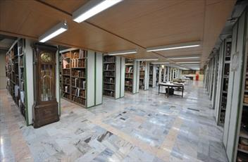 وجود ۵۰۰ نسخه نفيس از آثار ملاهادی سبزواری در کتابخانه حرم رضوی